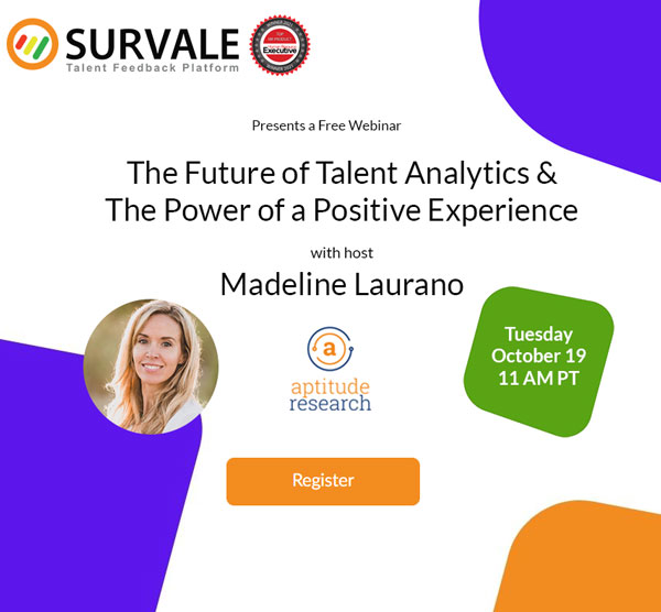 Free Webinar: The Future of Talent Analytics with Madline Laurano